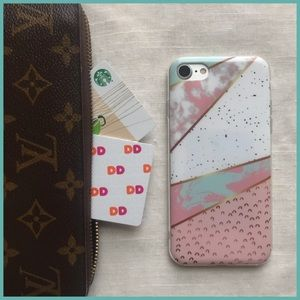 Accessories - Mixed Print Silicone iPhone 7 Case